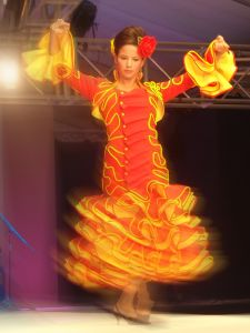Flamenco i konsorcjum eksportowe - znaki rozpoznawcze Hiszpanii